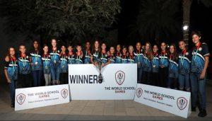 World School Games Champions 2019 - British School Al Khubairat