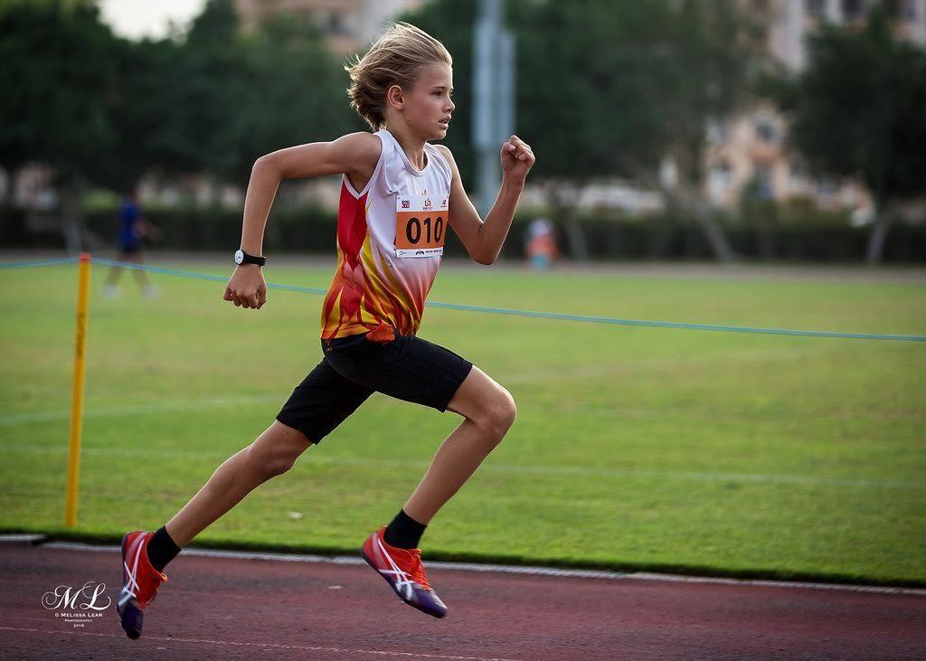 Gulf Youth Sport Yannick Kraus Ultimate Athletics