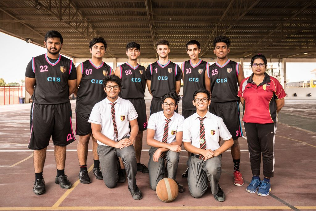 Cambridge International School Excited for the Opportunities the Basketball World School Games Provides