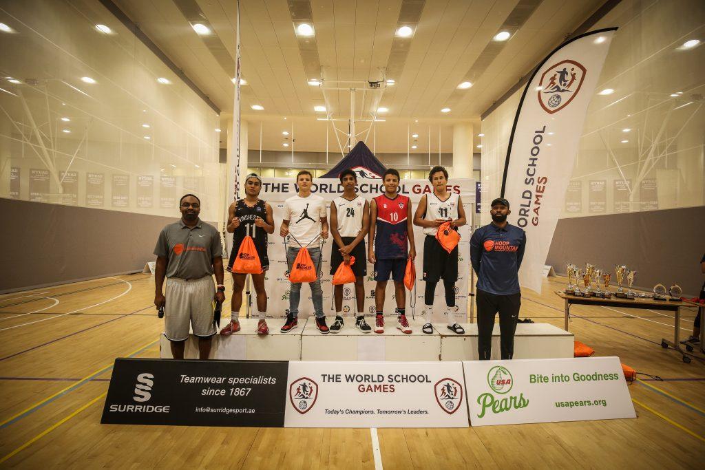 World School Basketball Championship under-15 All-Star Teams