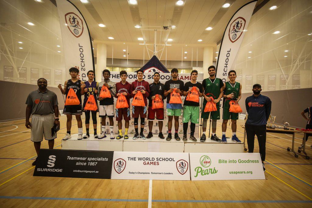 World School Basketball Championship under-17 All-Star Teams