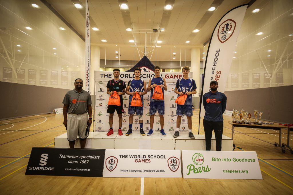 World School Basketball Championship under-19 All-Star Teams