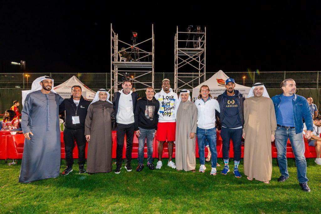 International Football Greats See Big Positives in UAE Teams