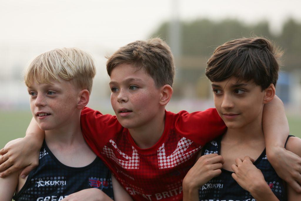 Capturing Amazing Photos From the UAE's Youth Sporting Scene
