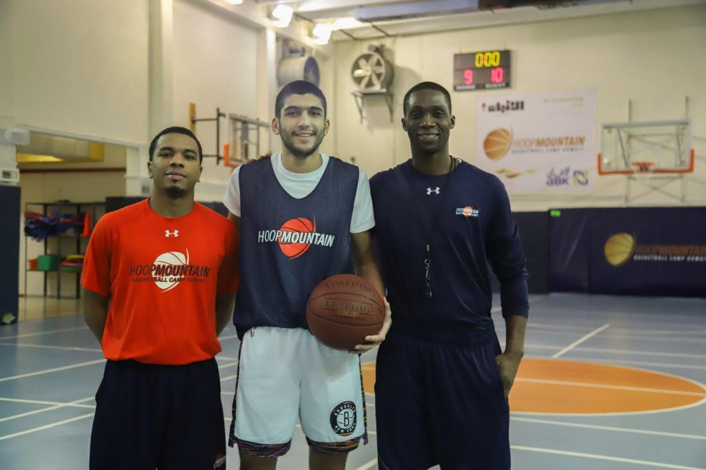 Wonderkid Wednesday | From Kuwait to Canada-Ali Abdel-Jalil's Hoop Mountain Journey