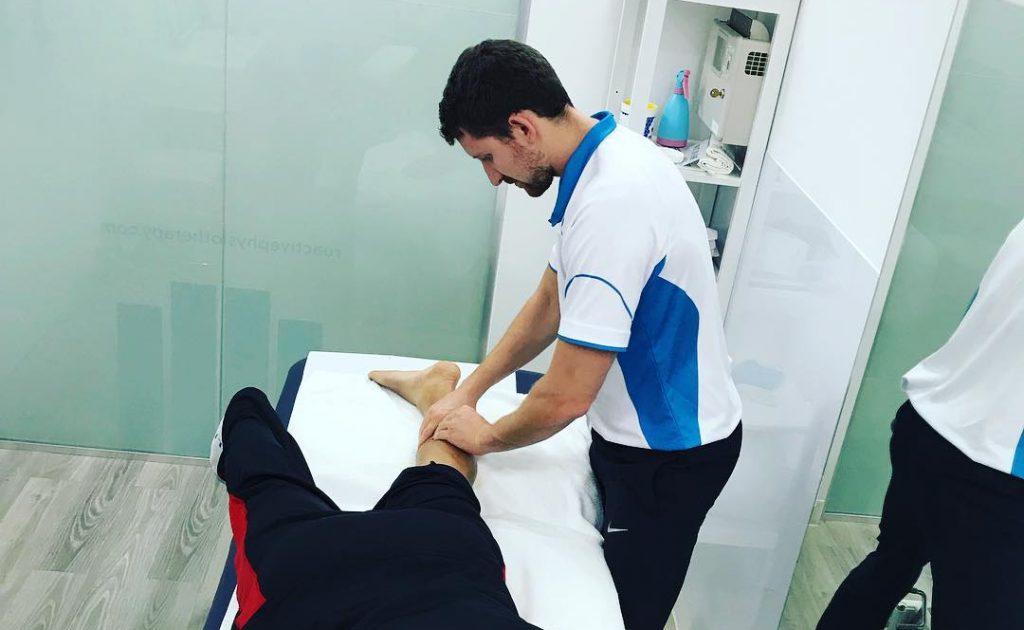 Jobs in Sport | Physiotherapist
