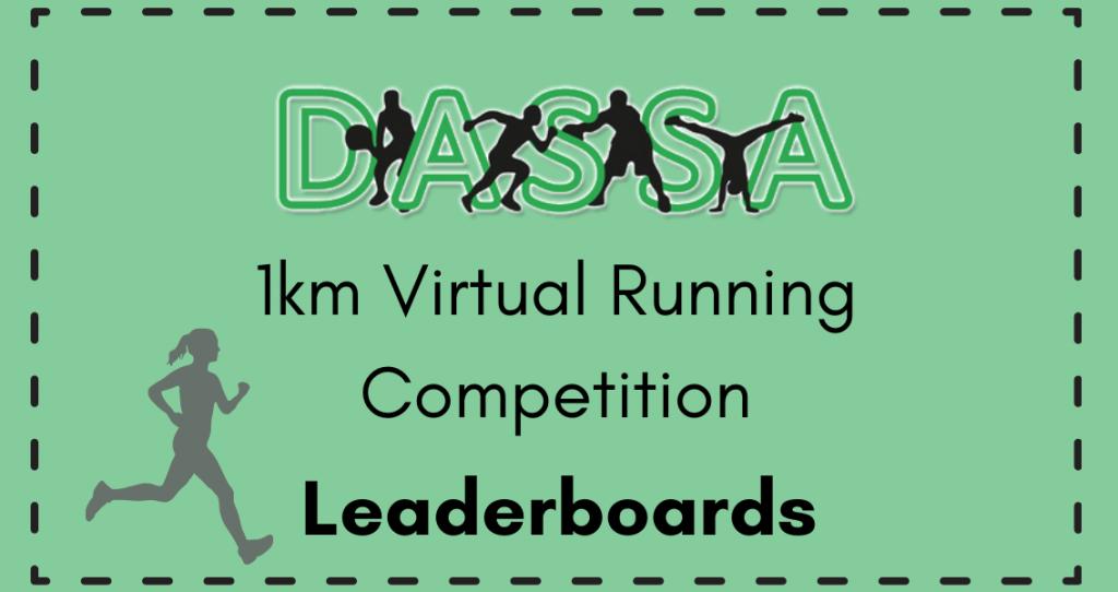 DASSA Half-Term Time Trial Results In