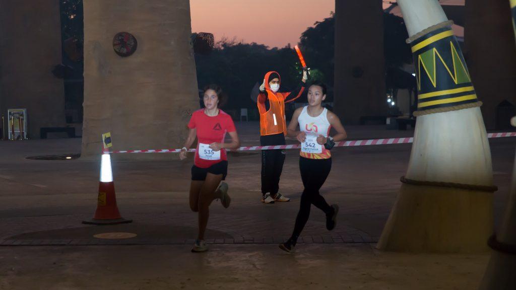 Star Dubai Runners Topping Women's Series
