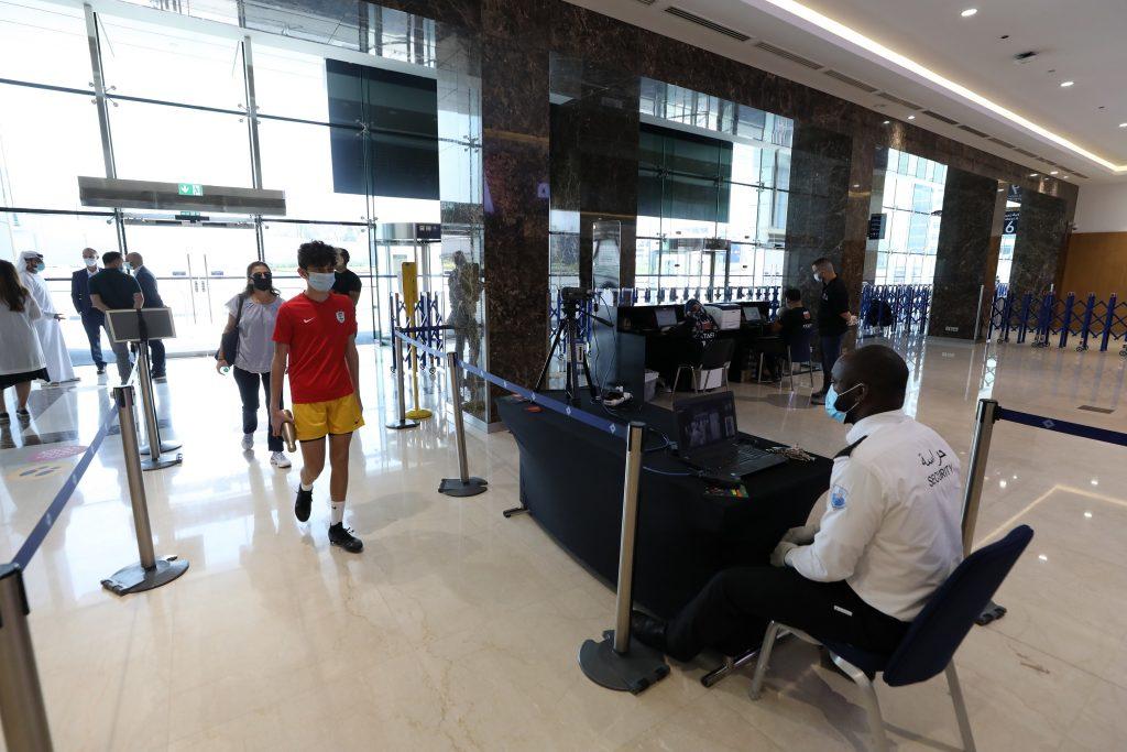 Thermal Checks No Longer Required at Dubai Sports Academies & Events