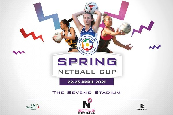 Netball graphic large