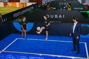FOOTLAB Dubai Grand Opening