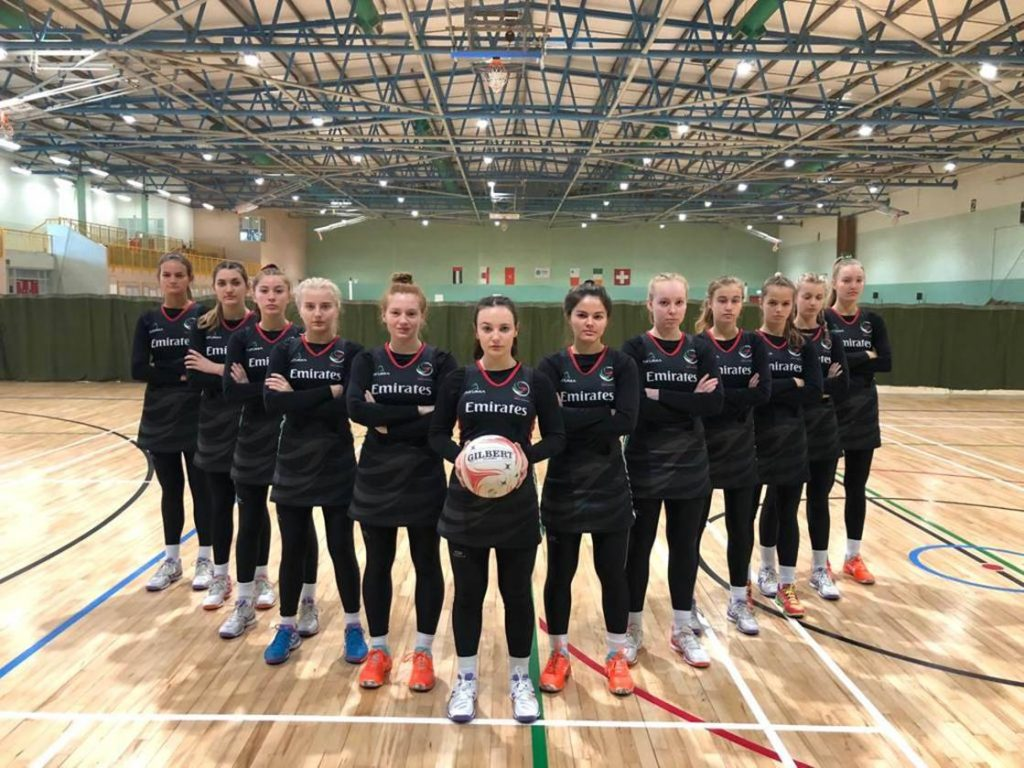 UAE Netball Set to Return After Covid Layoff