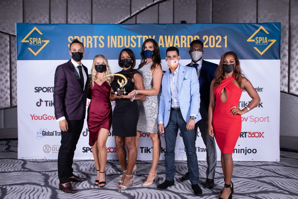 Ultimate Athletics and Twedex Win Big at SPIA Gala Ceremony
