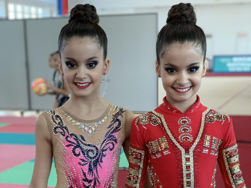 Twin Superstars Taking The Gymnastic World By Storm