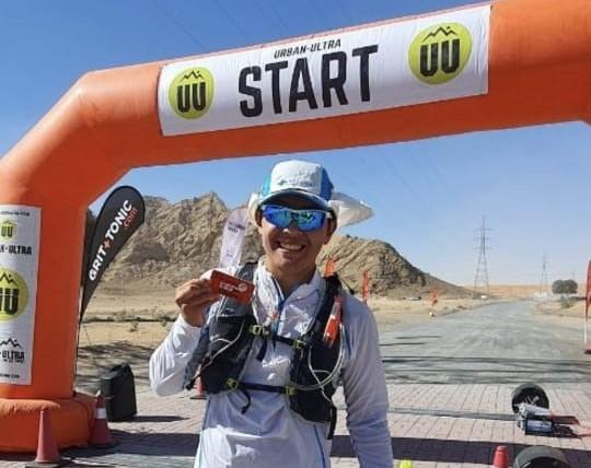 JESS Dubai Student Aims to Complete Marathon Des Sables