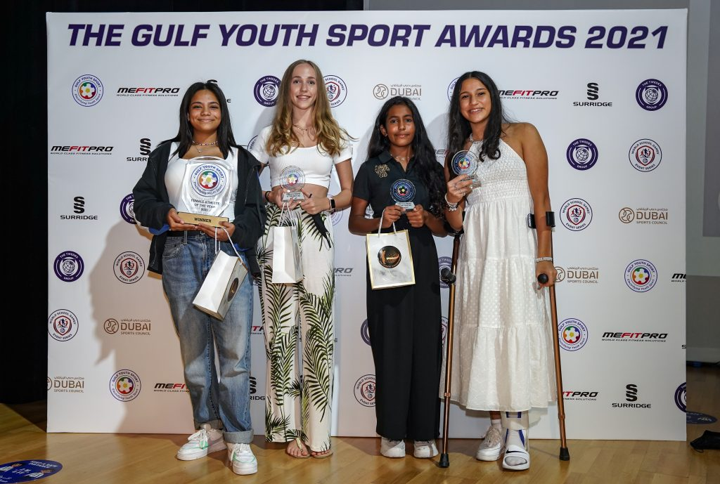 Gulf Youth Sport Awards Shine Light on Inspirational Stories