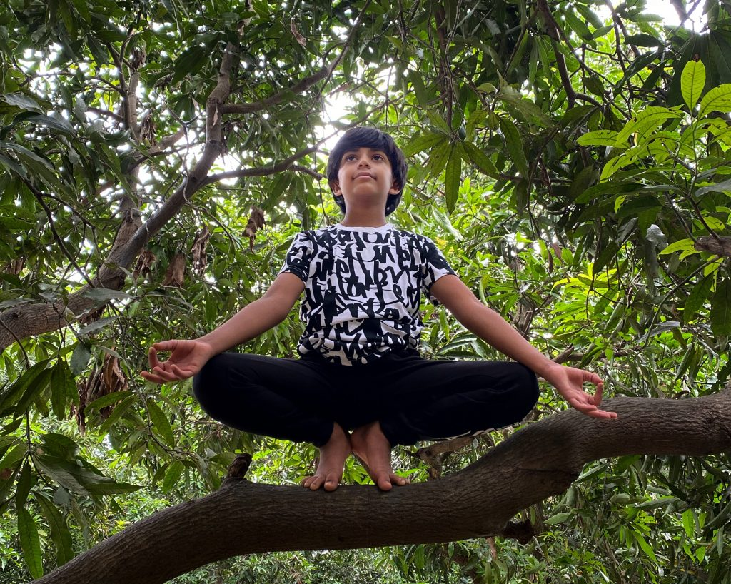 Young Dubai Student Becomes Certified Yoga Instructor