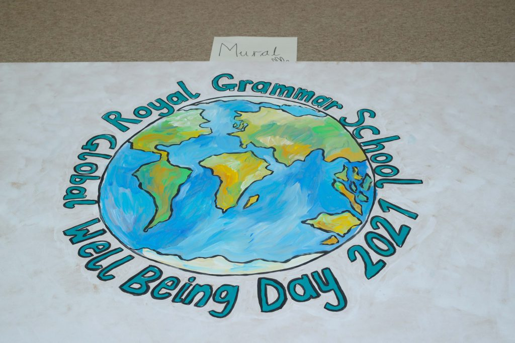 Dubai Schools Take Part in Global Be Well Day